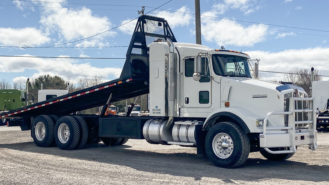 KENWORTH T800 TOWING / TOW TRUCK PLATFORM